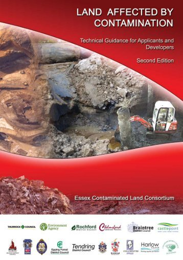 Land affected by contamination - 2nd Edition - Basildon District ...