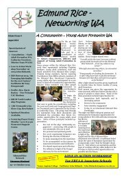 Here is the current newsletter ERNWA vol 6 Issue 4, August 2013