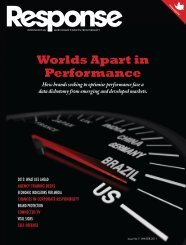 Worlds Apart in Performance - Ebiquity