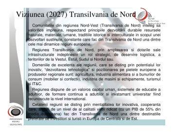 Prezentare ADR NORD - VEST - Meridian