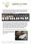 Bockjagd – Gruppenreise nach Masuren - Jagdbüro G. Kahle - Page 2