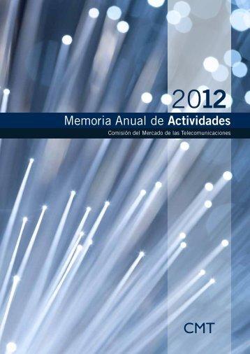 Memoria Anual de Actividades - Informe económico sectorial