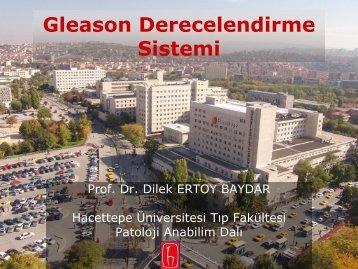 Gleason Derecelendirme Sistemi