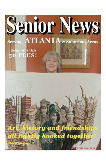 Apr - Senior News Georgia