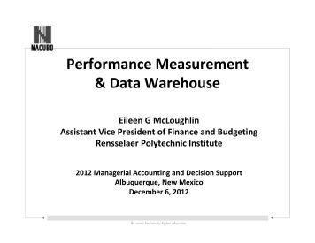 warehouse performance measurements 307 warehouse performance measurement – a case study ilie liviu babe b olyai university, faculty of economics and business administration, 58-60 teodor.