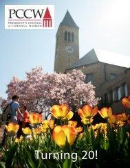 Turning 20! - Alumni - Cornell University