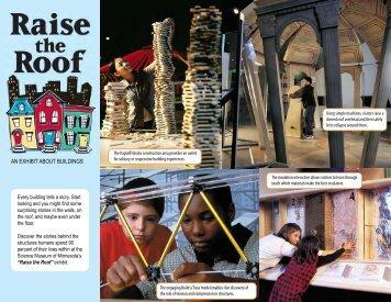 Raise the Roof Walkthrough - ExhibitFiles