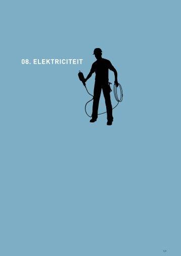 08. ELEKTRICITEIT - Welkom bij Pro@Work
