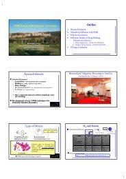 NMR studies of biomolecular association