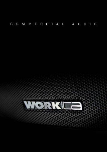 CS PRO series - WORKproCA