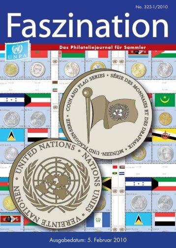 Vereinte Nationen - United Nations Postal Administration