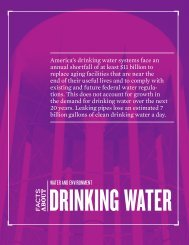 Drinking Water and Wastewater Sections (pdf) - American Water