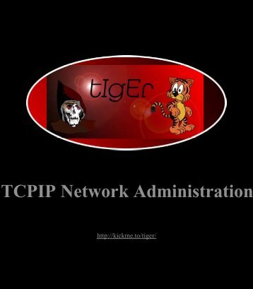 linux and tcp ip networking report This reference guide will discuss the basics of tcp/ip networking although  intended for an audience of linux users and administrators, the contents of this  will.