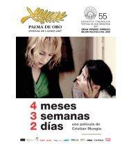 4 meses 3 semanas 2 días una película de Cristian Mungiu - Golem