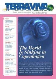 The World Is Sinking in Copenhagen - IPS Inter Press Service