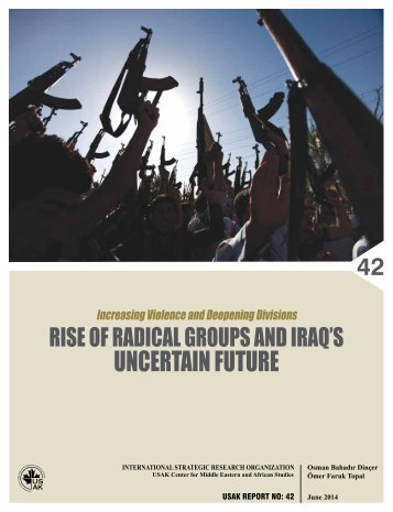 USAK_Iraq_Report_Radical_Groups