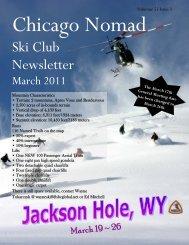 March 2011 newsletter.pub - Chicago Nomads Ski Club