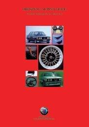 original alpina teile original alpina teile - BMW Alpina