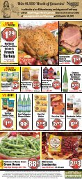 2/$5 2/$7 - Nugget Market