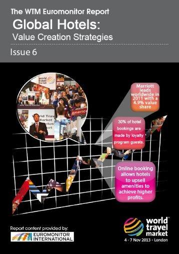 Global Hotels: Value Creation Strategies - World Travel Market