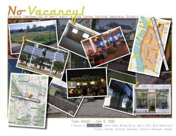 No Vacancy! (pdf) - American Planning Association
