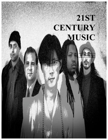 October - 21st Century Music