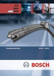 Catálogo Escobillas 2012 - Bosch Argentina