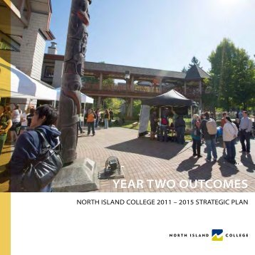 NIC Strategic Plan - Year Two Outcomes - North Island College
