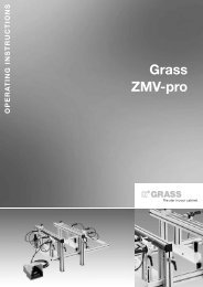 6. operating the zmv-p - Grass
