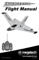 Interceptor Manual - High Definition Radio Control