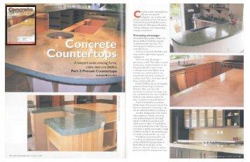 Call ter p - CHENG Concrete Countertops