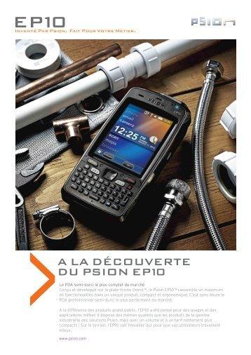 A LA DÉCOUVERTE DU PSION EP10