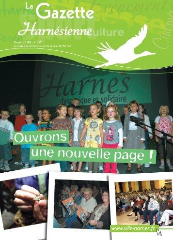 n - Ville de Harnes