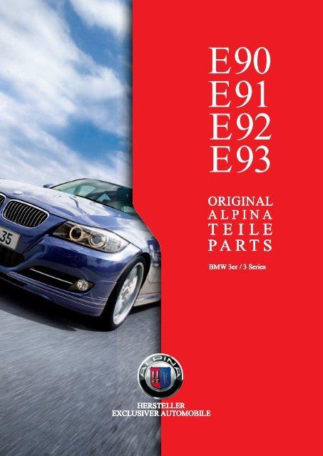 33b1de7510d8 E90 E91 E92 E93 Parts   Accessory - BMW Alpina