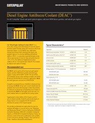 Diesel Engine Antifreeze/Coolant - PEHP9554