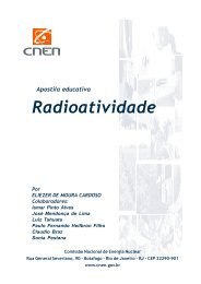 Radioatividade - Instituto de Física - UFRGS
