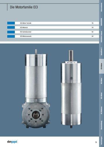 ECI-Motor - ebm-papst
