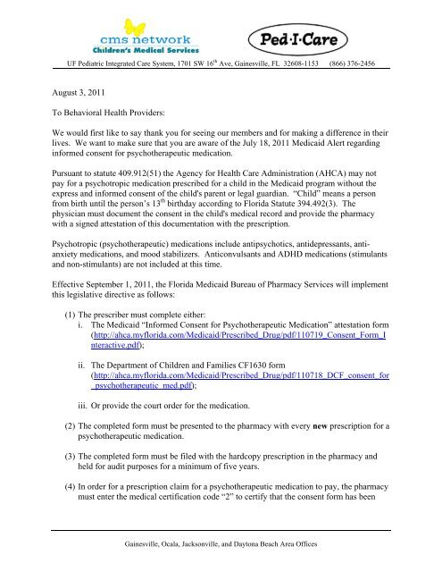 Letter Of Consent/ Medical Authorization Form from img.yumpu.com