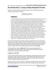 Kesaksian dari 7 orang remaja mengenai Neraka - Free CD Tracts
