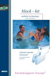 block - Swimmingpool Europe