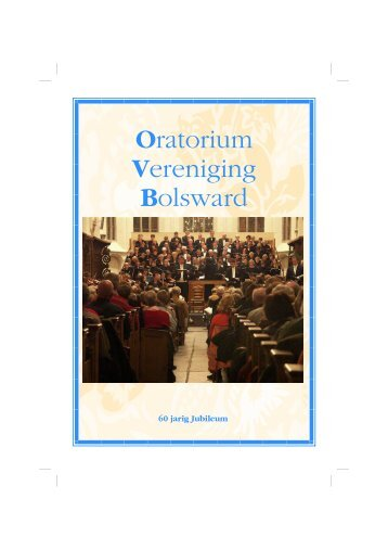 Oratoriumvereniging Bolsward