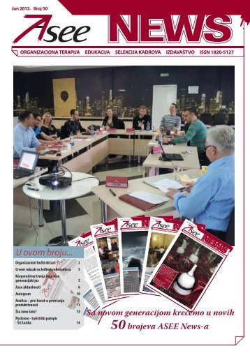 ASEE News - Adizes Asee