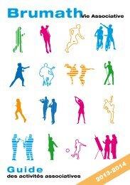 Le guide de la vie associative 2013-2014 - Brumath