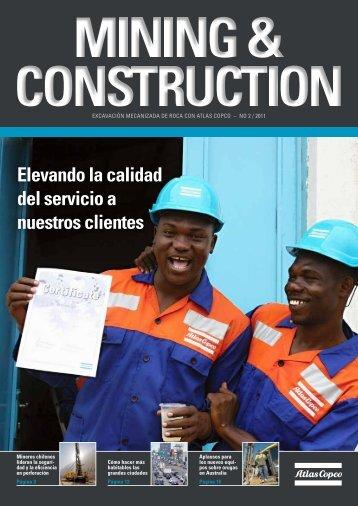 Elevando la calidad del servicio a nuestros clientes - Atlas Copco