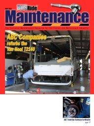 ABC Companies refurbs the Van Hool T2140
