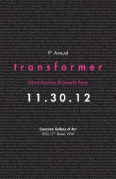 Auction artwork catalog PDF - Transformer