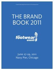 June 27-29, 2011 Navy Pier, Chicago - the Footwear Event 2012!