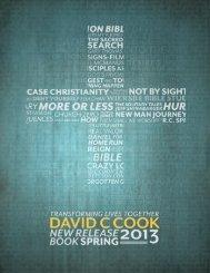 PDF catalog - David C Cook