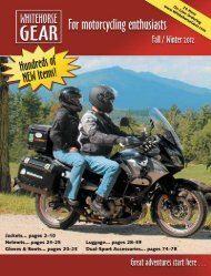to download our current GENERAL catalog! (5MB ... - Whitehorse Gear