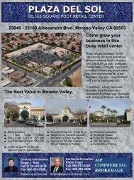 AIP Brochure Plaza Del Sol front.sdr - City of Moreno Valley